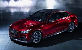 2019 Infiniti Q50 Coupe Eau Rouge Review and Specs - 2018 Car ...