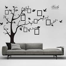 Small Picture Memory Tree Photo Wall Sticker Living Room Home Decoration
