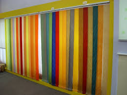 blinds decor awesome colorful vertical blinds and gray area rugs for on colored window d