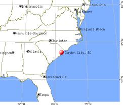 garden city sc. Garden City, South Carolina Map City Sc