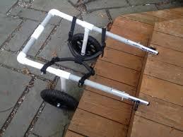 sophie custom pvc pipe wheelchair