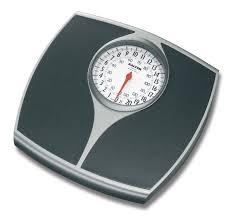 Black Bathroom Scales Salter 148bksvdr Speedo Mechanical Scale Black And Silver