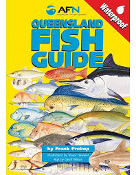 Australian Reef Fish Species Chart Reef Fish Identification Qld
