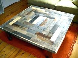 wooden pallet coffee table coffee table made from crates coffee table made from wood pallets coffee