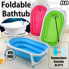 foldable baby pet bathtub portable bathtub toddler infant new born