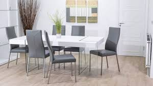 funky dining room furniture. unique dining brushed metal legged dining chairs and white table inside funky room furniture a