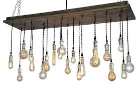 full size of exposed light bulb chandelier bare pendant rustic with style bulbs kitchen exciting fascinating