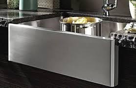 Kraus KHF20033KPF1612KSD30CH 33 Inch Farmhouse Single Bowl Farmhouse Stainless Steel Kitchen Sink