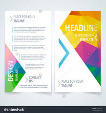 Tinci Designs Vector Modern Flyer Poster Or Brochure Design Template With