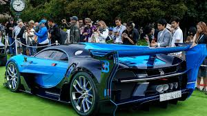 Said category consists of either vision gran turismo cars or high. Us Premiere For The Bugatti Vision Gran Turismo