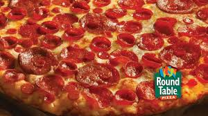 picture of round table pizza felton 2019
