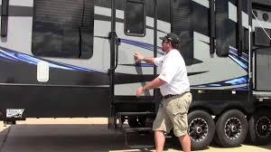new 2016 keystone fuzion 420 fifth wheel toy hauler rv holiday world of houston dallas las cruces