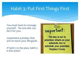Habits of Success and Interview Skills GWL3O. What is a Habit ...