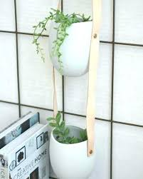 hanging plant baskets indoor metal plant baskets hanging planter modern hanging pots fl hanging baskets outdoor