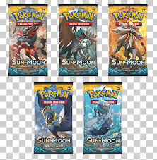 trading card game booster pack