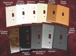 electrical cover plates. Switch Plate Finishes Electrical Cover Plates V