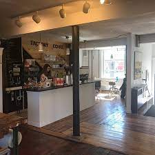 Serving coffee from local and small batch roasters, the menu is small for now (and the hours will expand, as time goes on). Factory Coffee Kalamazoo Restaurant Reviews Photos Phone Number Tripadvisor