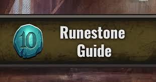 Runestone Guide Wizards Unite Wiki Gamepress