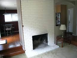 wonderful tiling a brick fireplace image of how to paint a brick fireplace building tiling brick wonderful tiling a brick fireplace