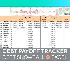 Farm Budget Template Spreadsheet As Debt Snowball Open