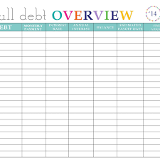 debt snowball calculator free free debt snowball calculator and enemy of debt spreadsheet la