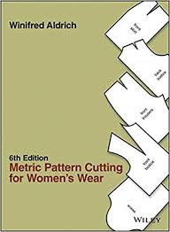 Pattern Cutting Adorable Metric Pattern Cutting For Women's Wear Amazoncouk Winifred