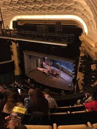 Hudson Theatre Section Balcony R