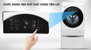 TRẢ GÓP 0% - Máy giặt sấy LG TWINWash Inverter 10.5 kg FG1405H3W1 &  TG2402NTWW Mẫu 2019 - HÀNG CHÍNH HÃNG: Mua bán trực tuyến Máy giặt với giá  rẻ