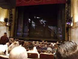 Samuel J Friedman Theatre Section Orchestra R Row L