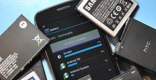 Resultado de imagen para baterias del celular