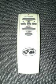 hampton bay ceiling fan remote model fan hd