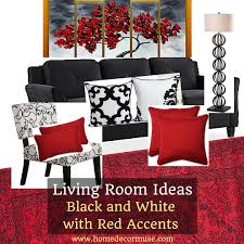 Living Room With Red Red Living Room Archives Home Decor Muse