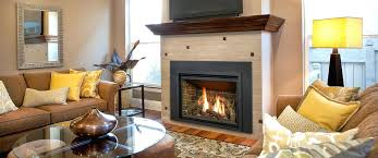 ventless gas fireplace inserts with er installing in existing chimney insert