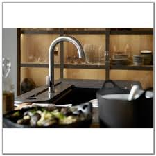 kohler touchless kitchen faucet sinks and faucets home