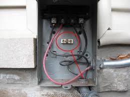 ac condenser disconnect ac disconnect grounding Disconnect Wiring Diagram missing ground wire between service disconnect and the condensing coil ac disconnect wiring diagram