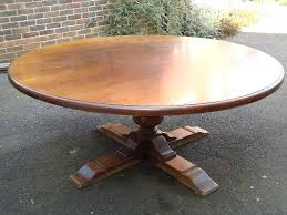 round dining table for 10 people huge 2 metre diameter antique oak round table large round round dining table for 10