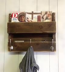 Reclaimed Wood Coat Rack Shelf Salvaged Wood Coat Rack Shelf Coat rack shelf Rack shelf and 39