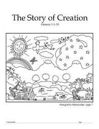 Free Creation Bible Crafts And Bible Lessons Creation Bible