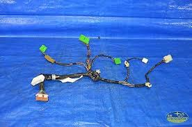 02 03 subaru wrx cluster harness instrument dash wiring wire Mtra Wiring Harness for Subaru Forester 2009 2012 at Subaru Wiring Harness For Sale