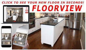 to see your new floor