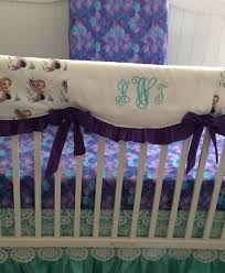 little mermaid crib bedding set like this item mermaid crib bedding set