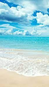 Sea, beach, HD mobile wallpaper