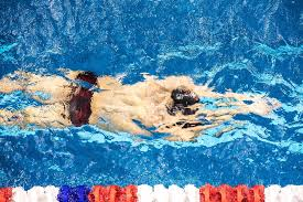 Teaching Age Group Swimmers Proper Pace Control Race Strategy