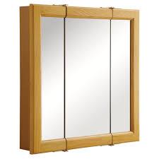 Design House Medicine Cabinet Design House Claremont Tri View Medicine Cabinet Mirror With