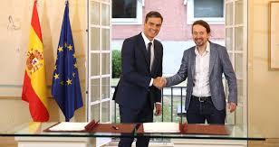 Προκαταρκτική συμφωνία Σοσιαλιστών – Podemos για κυβέρνηση στην Ισπανία | Η Εφημερίδα των Συντακτών