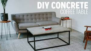 Image Ana White Diy Concrete Coffee Table Beginner Mistakes Video Youtube Diy Concrete Coffee Table Beginner Mistakes Video Youtube