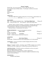 Build A Free Resume And Print Free Resume Builder And Free Print Resume Examples 70