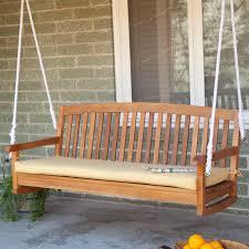 outdoor standard patio bench cushion hayneedle
