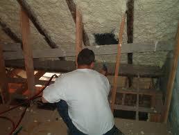 diy spray foam insulation