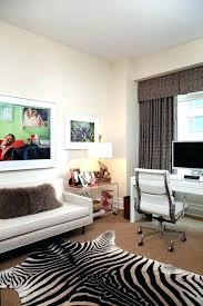 rug on wall wall rug art zebra skin rug with modern home office and natural rug rug on wall